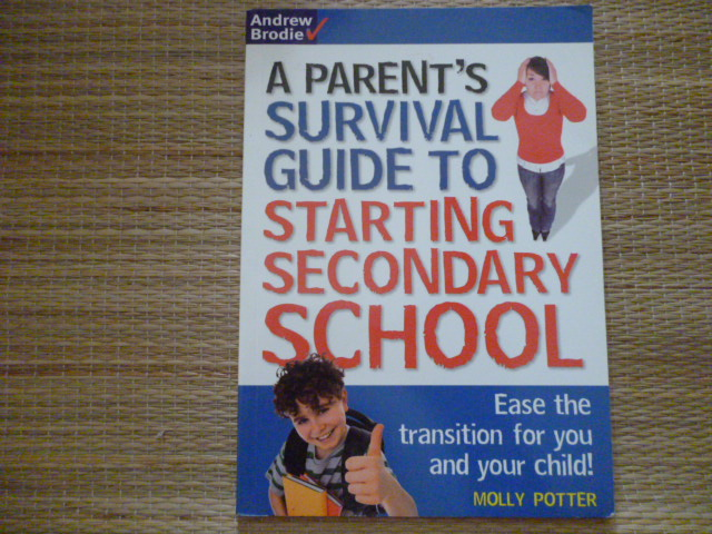 A Parent's Survival Guide to Starting Secondary School
