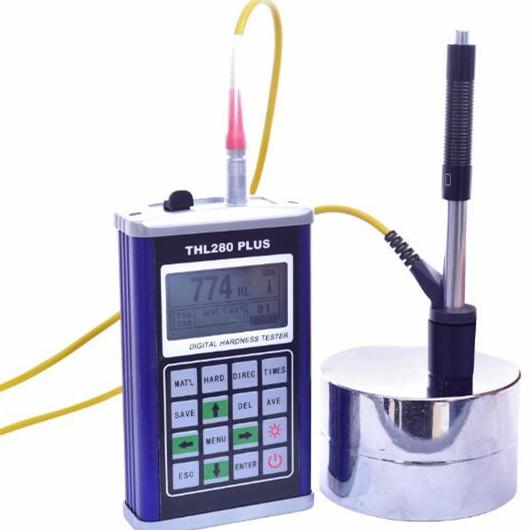 เครื่องวัดความแข็ง แบบลีบ ราคาประหยัด (Leeb rebound hardness test) ยี่ห้อ TMTECK รุ่น THL280 PLUS ราคากันเอง