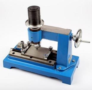 แท่นทดสอบการยึดเกาะสี (cross-cut Tester kit , film adhesion tester ) Circle Method