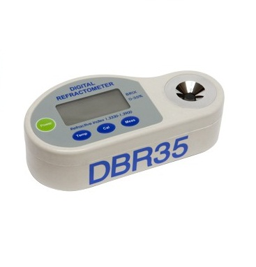 เครื่อวัดปริมาณน้ำตาล (SACCHAROMETER) รุ่น DBR35