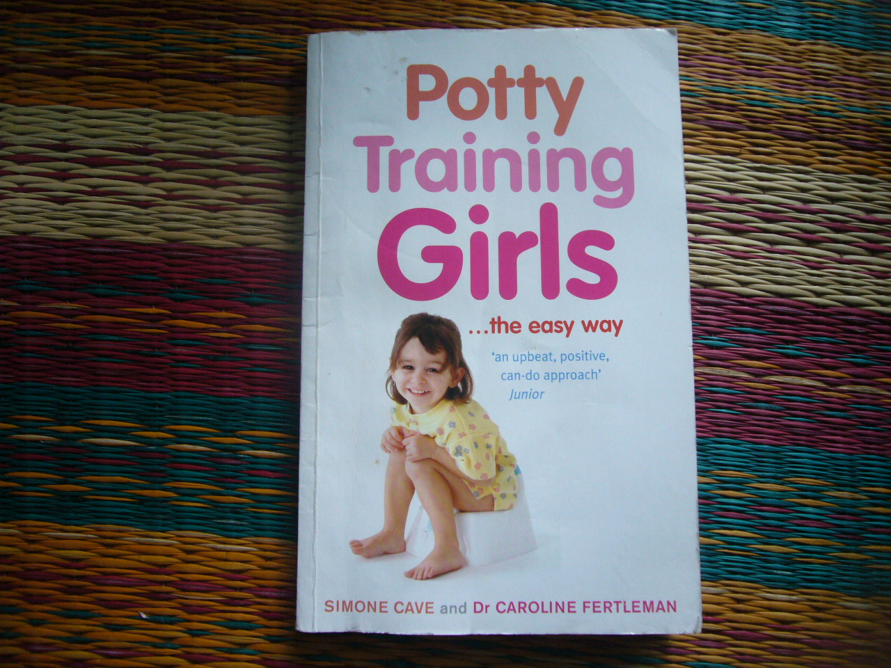 Potty Training Girls...The Easy Way