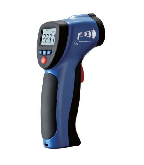 อินฟราเรดเทอร์โมมิเตอร์(infrared thermometer) ย่านการใช้งาน -50℃-380℃ ยี่ห้อ CEM รุ่น DT880H