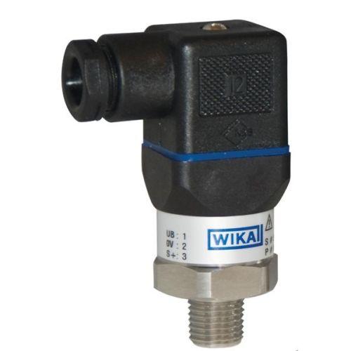 Pressure Transmitter ยี่ห้อ Wika A-10 ย่านการใช้งาน 0-10 Bar NIB made in Germany
