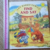 The Rabbit Family: Find and Say (Pre School Books)
