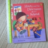 Harry and the Dinosaurs Go to School (Paperback)