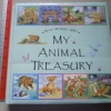 My Animal Treasury (Three-Minute Tales)