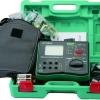 เครื่องทดสอบความเป็นฉนวน (Digital Insulation / Continuity Tester) รุ่น DUOYI DY5500