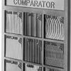 แผ่นสอบเทียบความเรียบผิว (surface FINISH comparator-NICKEL) รุ่น 16045