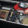 อินฟราเรดเทอร์โมมิเตอร์ (Infrared thermometer) -50 ~ 800℃ Dual Laser Targeting รุ่น CEM DT8863B