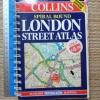 (Collins Spiralbound) LONDON Street Atlas (Revised Edition - 1999)