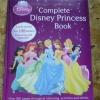 Complete Disney Princess Book