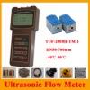 Ultrasonic Flow Meter (อุลตร้าโซนิคโฟลว์มิเตอร์) แบบพกพา รุ่น TUF-2000H-TM1 DN50-DN700 mm.