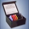 แผ่นสอบเทียบความแข็งยาง (Rubber Hardness test block) Type A จาก USA พร้อมใบ Certificate