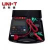 เครื่องทดสอบความเป็นฉนวน (Digital Insulation Tester) ยี่ห้อUni-t รุ่น UT513 5000V 1000G USB