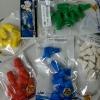 ปลอกสี PLUG BOOT LINK (pack 10 ตัว)
