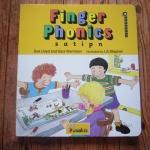 Finger Phonics 1 (Jolly Phonics)