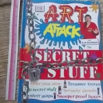 Art Attack: Secret Stuff (With Neil Buchanan)