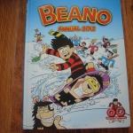 The Beano Annual 2012