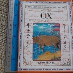 OX (The Chinese Horoscopes Library)