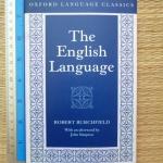 The English Language (Oxford Language Classics)
