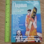 CHAPMAN 102-103: Centenary Issue Part 2 (of 3)/ Fiction/ Poetry/ Reviews