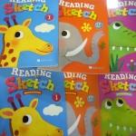 Reading SKETCH 1-2-3 (CD-ROM + Workbook)
