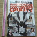The Daily mash Annual 2015 :Random acts of foul-mouthed cruelty