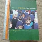 How to Improve Your School (มีตำหนิ)