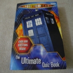 Doctor Who The Ultimate Quiz Book