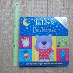 Teddy's Bedtime (With Fun Flaps and Touch-And-Feel)