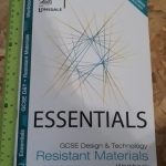 Essentials/ GCSE Design & Technology: Resistant Materials Workbook