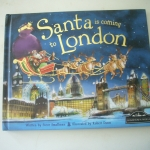 Santa Is Coming to London