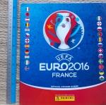 UEFA EURO 2016: FRANCE (Official Sticker Album)