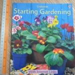 Usborne Starting Gardening (With Internet Links)