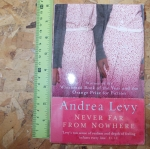 Never Far From Nowhere (By Andrea Levy)