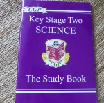Key Stage Two SCIENCE: The Study Book (CGP)