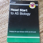 Head Start to AS BIOLOGY (CGP)
