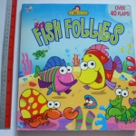 Fish Follies (Over 40 Flaps!)