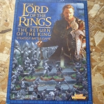 The Lord of The Rings: The Return of the King Strategy Battle Game (Game Handbook)