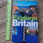 (AA) Explorer BRITAIN (Map & Guide Pack)