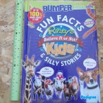 Ripley's Believe It Or Not KIDS: Fun Facts & Silly Stories/ Bumper Annual 2015