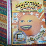 Annoying Orange: Super Interactive Annual 2014 Official