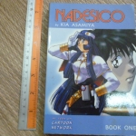 Nadesico Book One (As Seen on Cartoon Network)