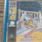 Can't You Sleep, Little Bear? (Book and DVD)