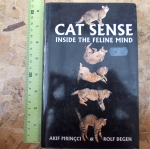 CAT SENSE: Inside the Feline Mind (Hardback)