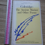 COLERIDGE: The Ancient Mariner and Other Poems (Casebook Series)