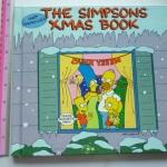 The Simpsons XMas Book