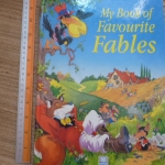 My Book of Favourite Fables (มีตำหนิ)