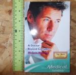 A Doctor Beyond Compare (By Melanie Milburne)