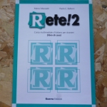 RETEL! 2 (Book and CD for Italian Learning)